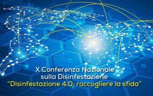 X Conferenza Nazionale della Disinfestazione