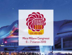 Disinfestando - Pest Italy 2019