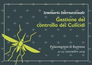 Seminario Internazionale GESTIONE DEL CONTROLLO DEI CULICIDI