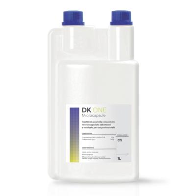 DK ONE - flacone 1 litro giustadose
